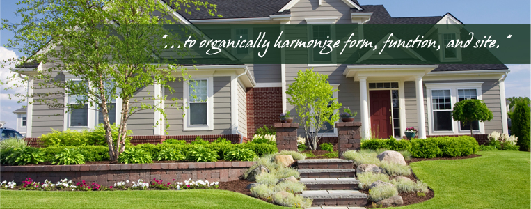 landscape design architect services in columbus